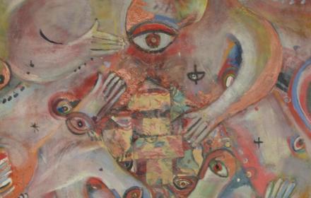 Seit einigen Tagen befinden sich fünf Gemälde aus der Serie
